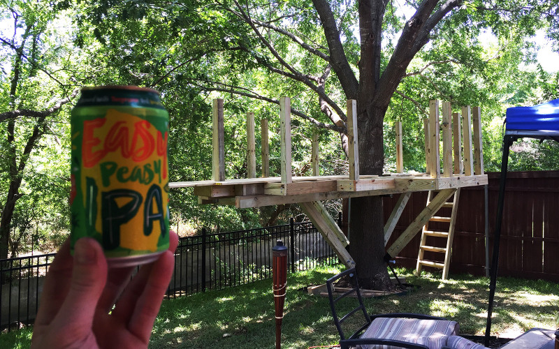 building-a-treehouse-beer-break-easy-peasy-ipa